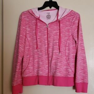 Women's XL pink hoody